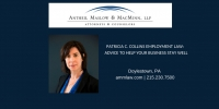 Patricia Collins Presents Employment Law Program for Attorneys