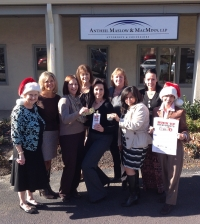 Buck Up Bucks County Holiday Gift Challenge from Antheil Maslow & MacMinn