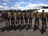 Tom Donnelly Participates in Fundraising Bike Ride for MS
