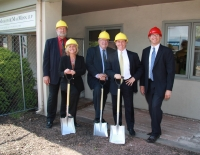 Antheil Maslow & MacMinn Partners Break Ground for Building Addition