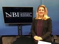 Elaine Yandrisevits Joins NBI Faculty for 3 CLE Programs in August