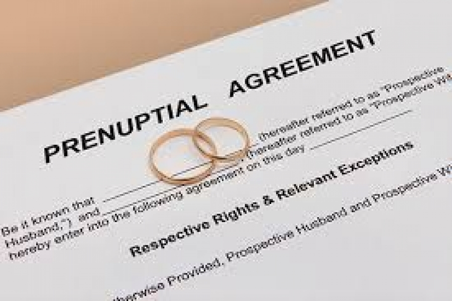 Prenuptial Postnuptial Agreements